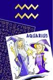 Happybirthday - zodiac sign. Zodiac sign for happy birthday card Stock Photos