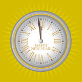 HappyClock Illustrazione Vettoriale