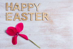 Happye Pâques Images stock