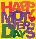 Happymother Stock Images