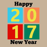 HappyNewYear-07 Royalty Free Stock Images