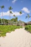 Hapuna Beach State Park, Hawaii's Big Island Stock Images