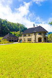 Haputale-Heiliges Benedict Monastery Bungalow Hill V Stockbild