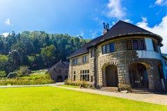 Haputale-Heiliges Benedict Monastery House Garden H Lizenzfreie Stockfotografie