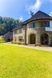 Haputale-Heiliges Benedict Monastery House Garden V Lizenzfreie Stockfotografie