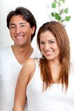 Hapy couple Royalty Free Stock Images