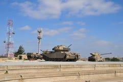 Har Adar (Radar Hill) Observation Point, Israel Stock Photos