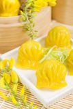 Har Gow Stock Photo