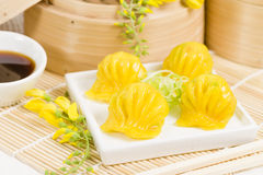 Har Gow Stock Photos