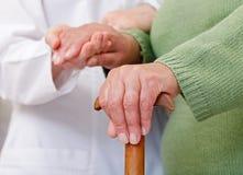 Åldringen returnerar omsorg