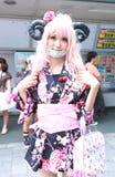 Harajuku fashion Royalty Free Stock Images