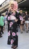 Harajuku girl Royalty Free Stock Images