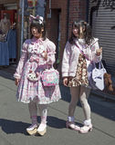 Harajuku Girls in Tokyo, Japan Stock Photos