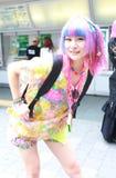Harajuku mode royaltyfri fotografi