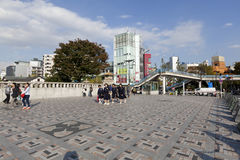 Harajuku no Tóquio Foto de Stock
