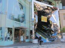 Harajuku shopping Tokyo Japan Stock Photo