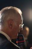 Harald Schmidt interviews Royalty Free Stock Photos