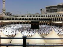 Haram Mecka Royaltyfri Fotografi