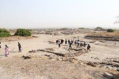Harappa Civilization Royalty Free Stock Photos