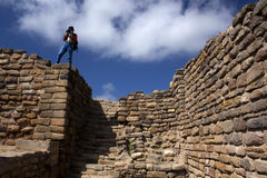 Harappan civilization Stock Photo