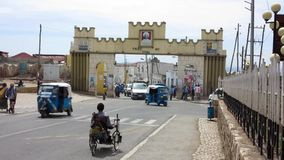 Harar, Ethiopia stock video