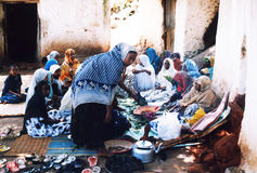 Harar women Royalty Free Stock Images