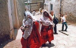 Harar women Stock Photography