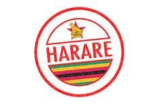 HARARE Stock Image