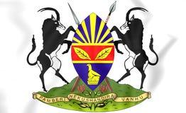 Harare wapenschild, Zimbabwe Stock Fotografie