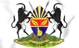 Harare-Wappen, Simbabwe Stockfotografie
