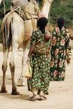 Harari kobiety (Etiopia) obraz royalty free