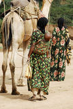 Harari women (Ethiopia) Royalty Free Stock Image