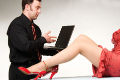 Harassment Stock Photography