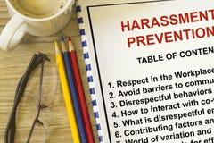 Free Harassment Prevention Seminar Stock Photo - 97063070