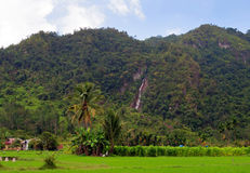 Harau Valley Royalty Free Stock Images