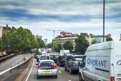 Harbet Road  Paddington , London Royalty Free Stock Photo