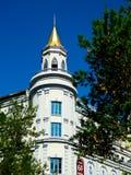 Harbin Central Avenue European style architecture stock photography