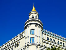 Harbin Central Avenue European style architecture Royalty Free Stock Photography
