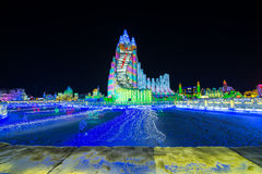 Harbin Ice Royalty Free Stock Photos