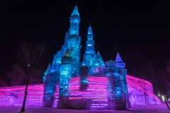 Harbin lodu i śniegu festiwal fotografia royalty free