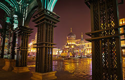 Harbin Sophia Church Royalty Free Stock Photography