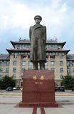 Harbin teknikuniversitetar royaltyfria foton