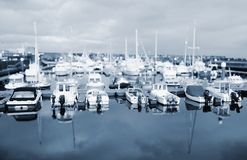 Harbor Royalty Free Stock Photo