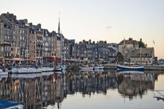 Harbor in Bretagne Royalty Free Stock Images