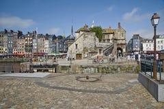 Harbor in Bretagne Stock Photos