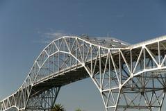 Harbor Bridge in Corpus Christi Royalty Free Stock Photo
