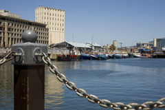 Harbor Cape-town Stock Images