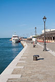 Harbor of Cesenatico Royalty Free Stock Photos