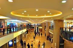 Harbor city shopping mall, hong kong Royalty Free Stock Photo