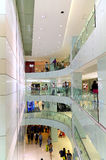 Harbor city shopping mall, hong kong Royalty Free Stock Image